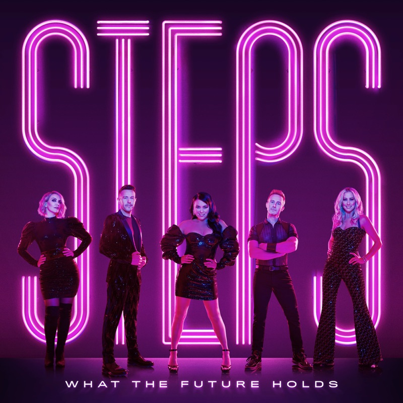 STEPS - WHAT THE FUTURE HOLDS (Single Mix)
