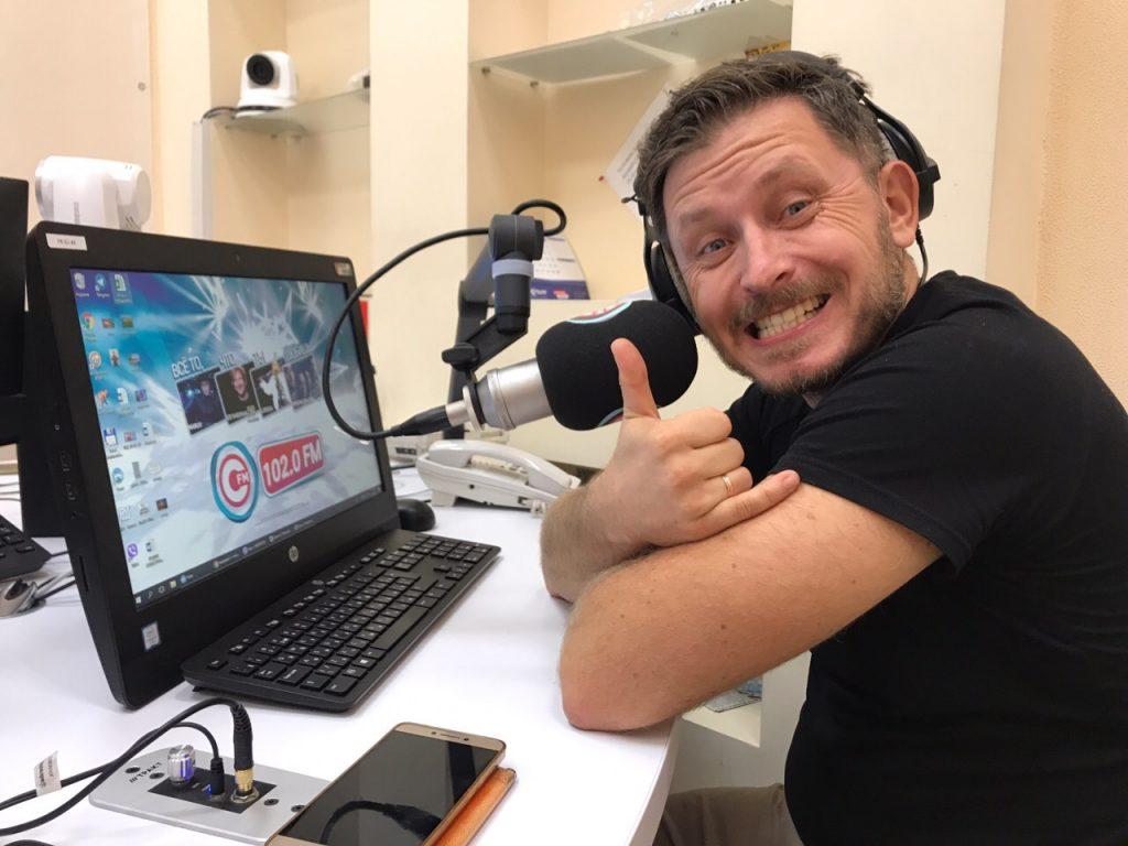 """Группа """"Сатисфакция"""" на Севастополь FM: как это было 1"""