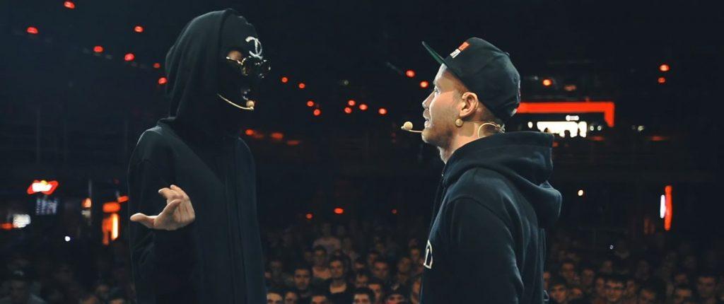 В Госдуме предложили признать рэп-баттл видом спорта 1