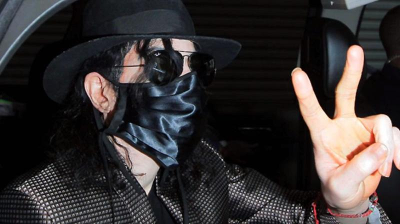 Зачем Майкл Джексон носил маску? 2