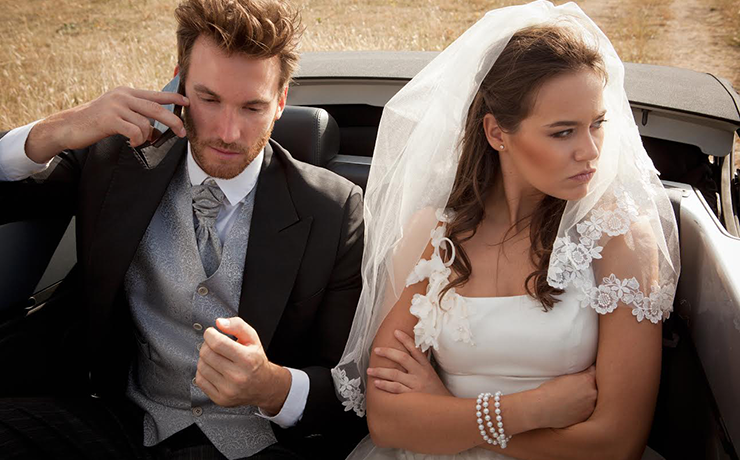 Как узнать будущее по свадебным фото 3