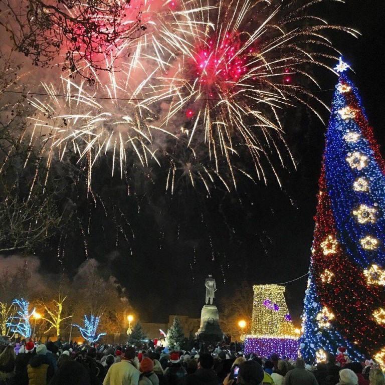 На Новый год – в Севастополь 2