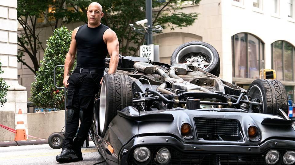 ВинДизель показал свой новый киноавтомобиль 2
