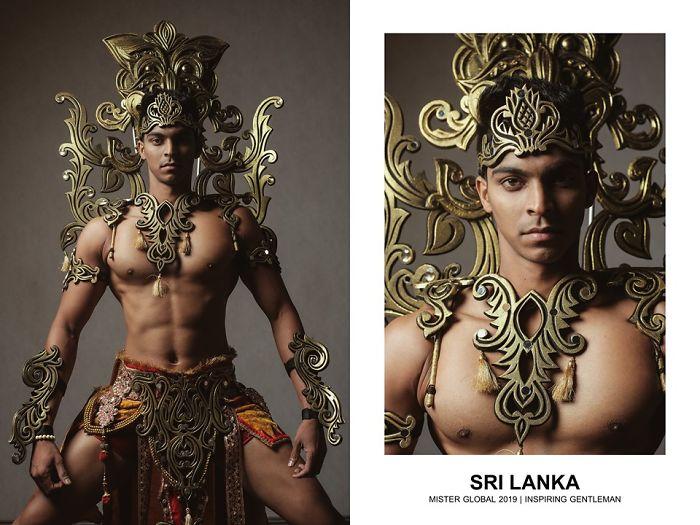 В Бангкоке прошел конкурс красоты для мужчин (фото) 2