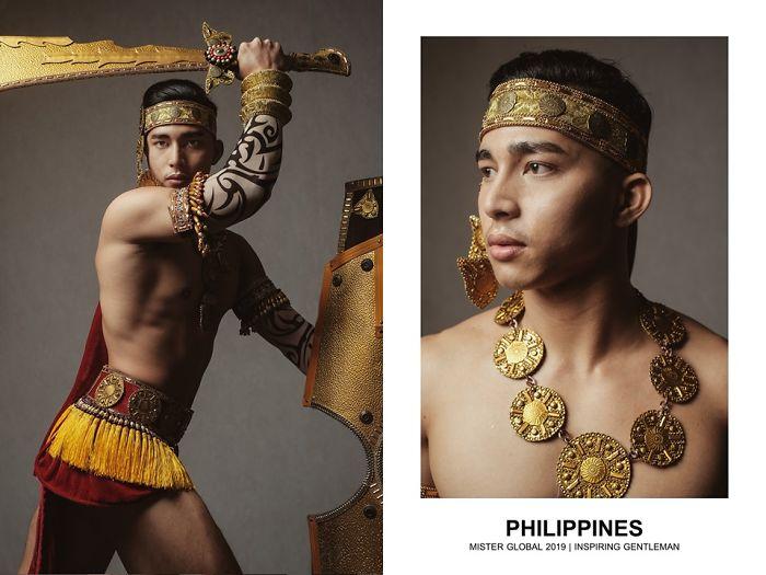 В Бангкоке прошел конкурс красоты для мужчин (фото) 8