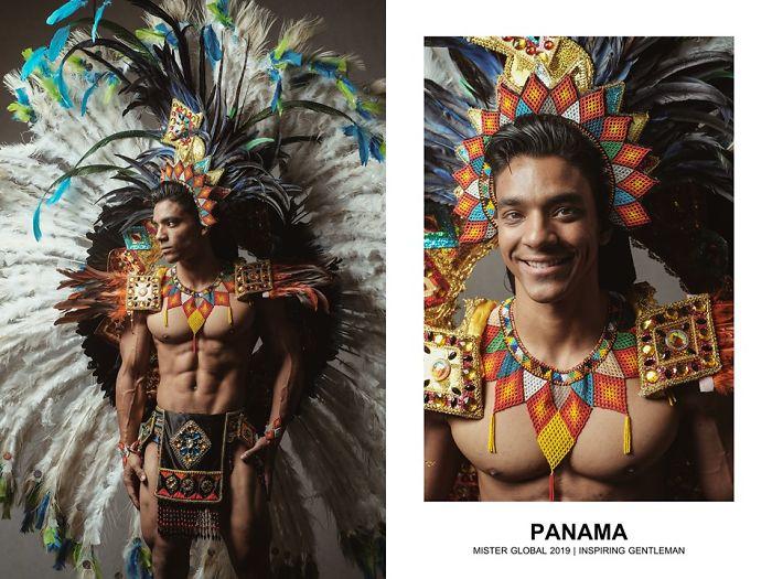 В Бангкоке прошел конкурс красоты для мужчин (фото) 3