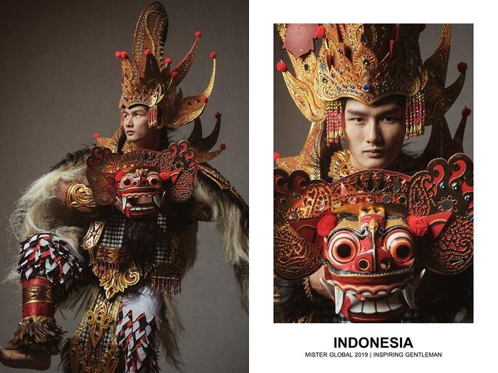 В Бангкоке прошел конкурс красоты для мужчин (фото) 4
