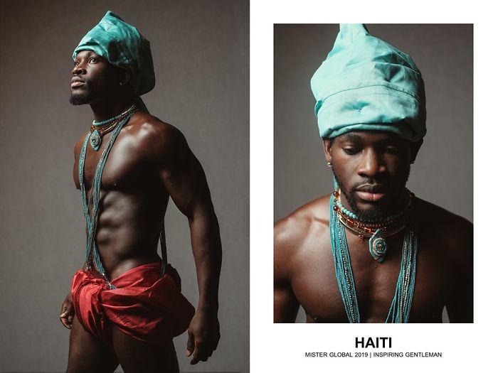 В Бангкоке прошел конкурс красоты для мужчин (фото) 5