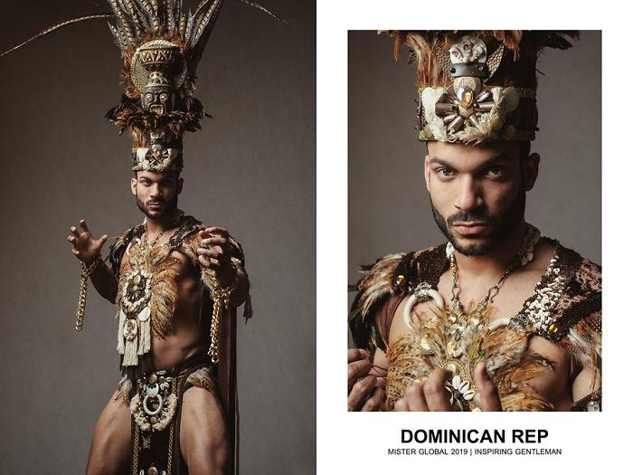 В Бангкоке прошел конкурс красоты для мужчин (фото) 6