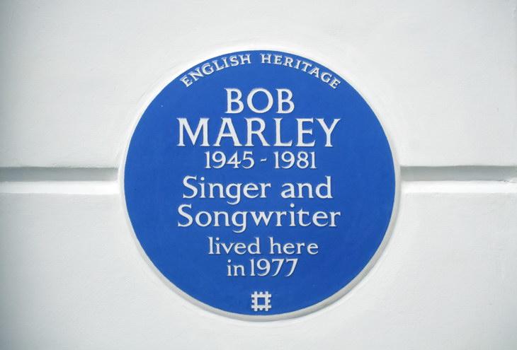 Дом Боба Марли стал историческим наследием 2