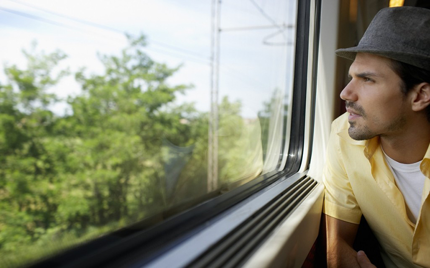 Чем заняться в поезде? 1