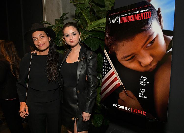 Селена Гомес представила свой сериал о мигрантах 2