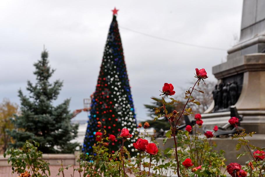 Севастополь ждет новогодних романтиков 2