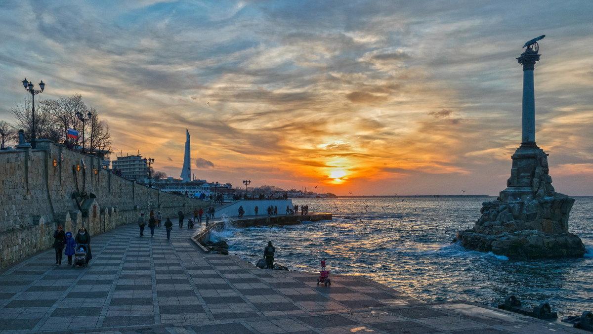 Севастополь признали городом с высоким качеством жизни 2