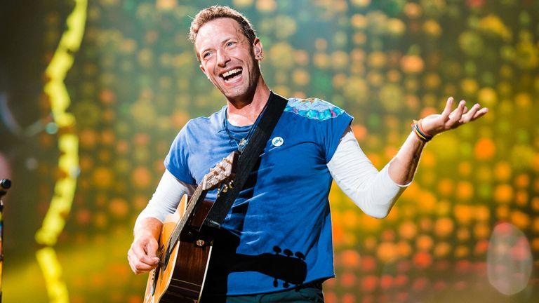 Coldplay отказались от концертов в пользу экологии 1