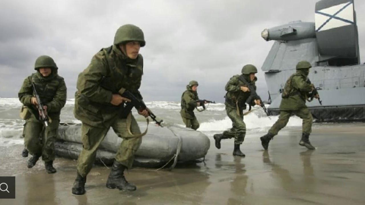 С Днем морской пехоты! 2