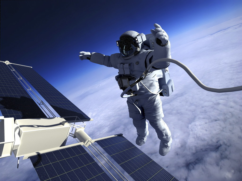Ноги можно промочить даже в космосе! 8