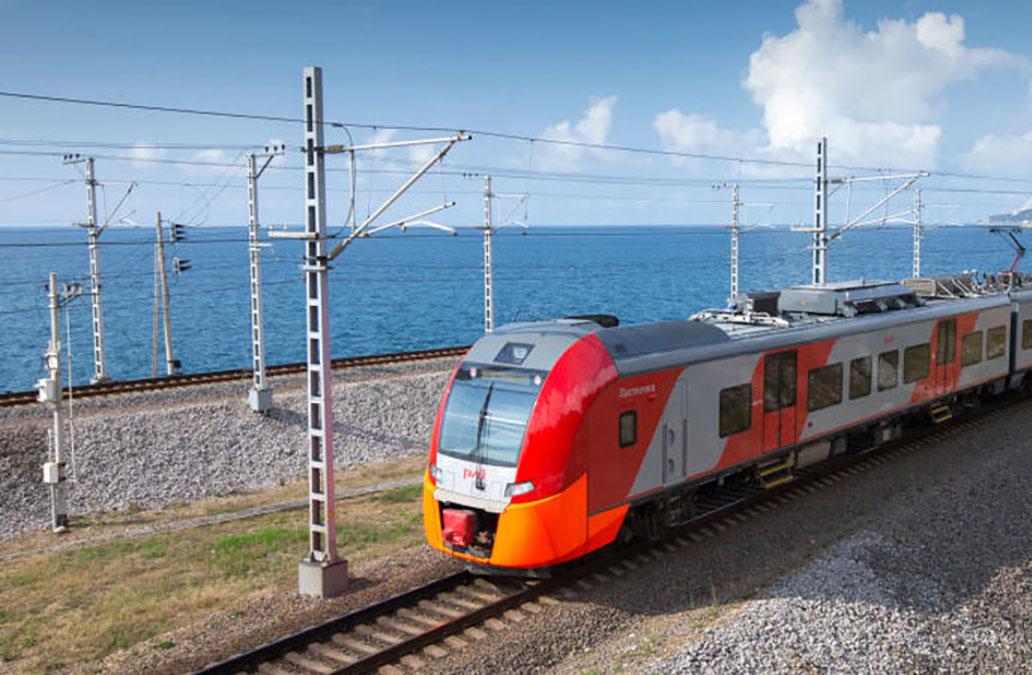 На поезда в Крым продали почти все билеты 1