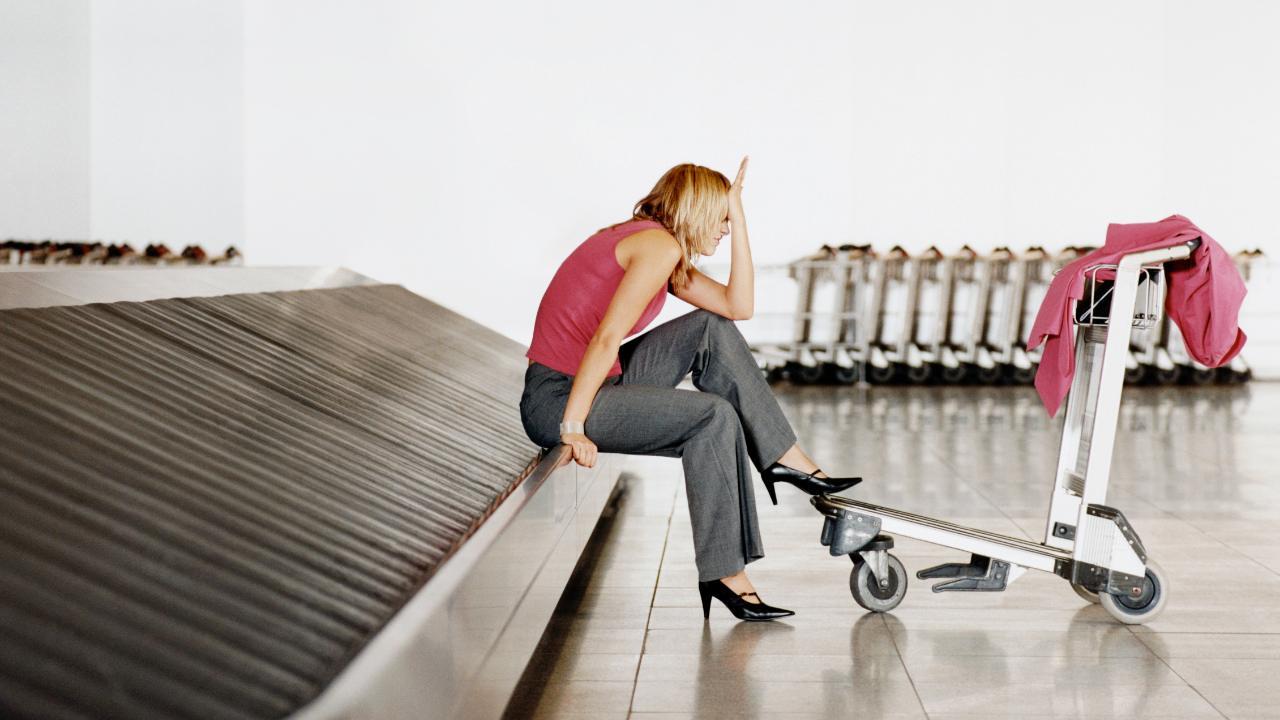 Что забывают пассажиры в аэропорту? 1