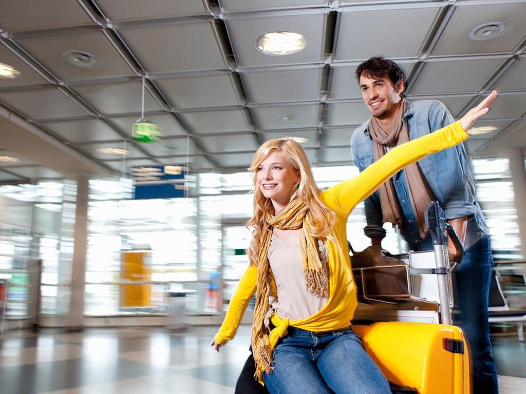Как порадовать авиапассажира? 1
