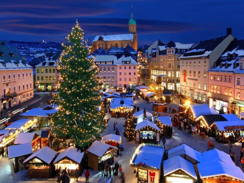 Новогодние традиции разных стран 1