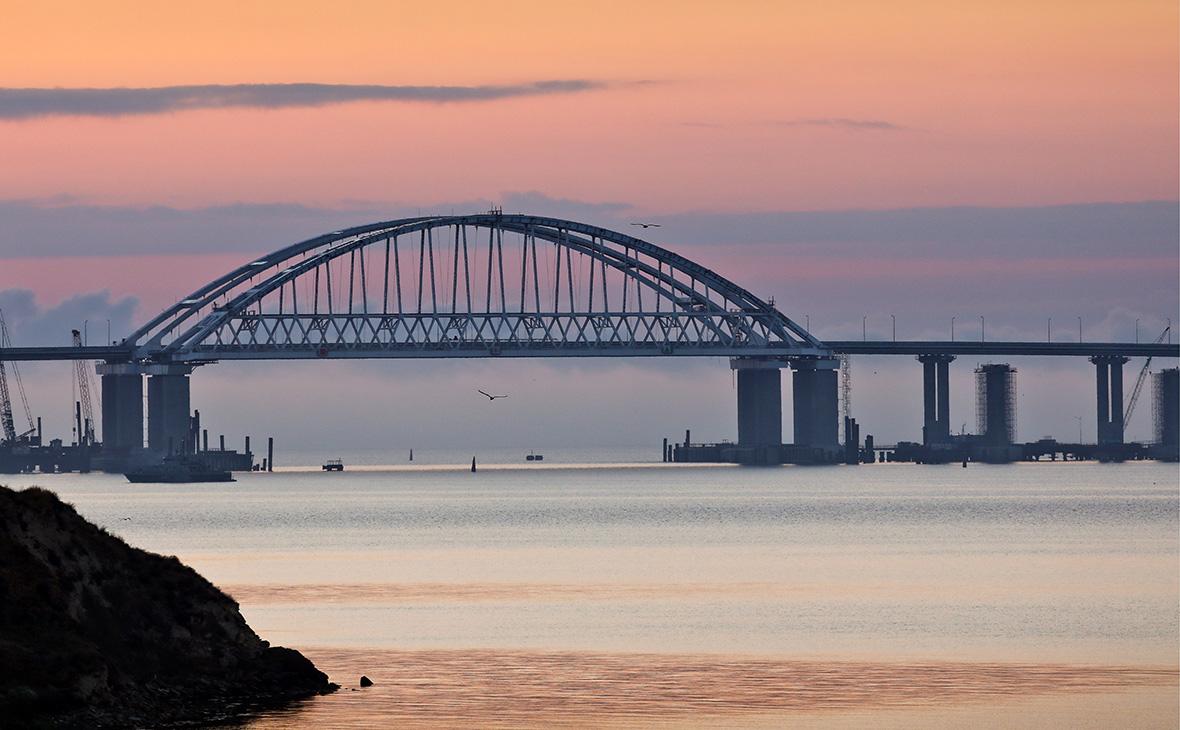 10 фактов о Крымском мосте 3