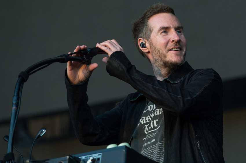 Massive Attack озадачилась проблемой климата 9