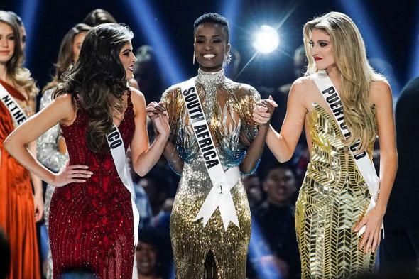 «Мисс Вселенной - 2019» стала девушка из ЮАР 2