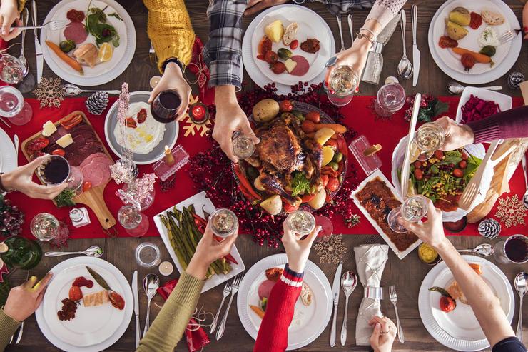 Новогодние традиции разных стран 3