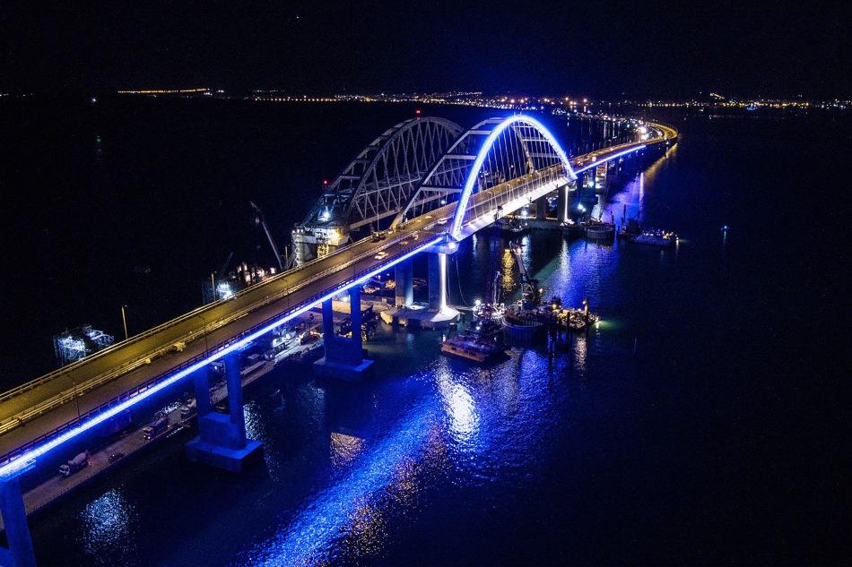 10 фактов о Крымском мосте 2