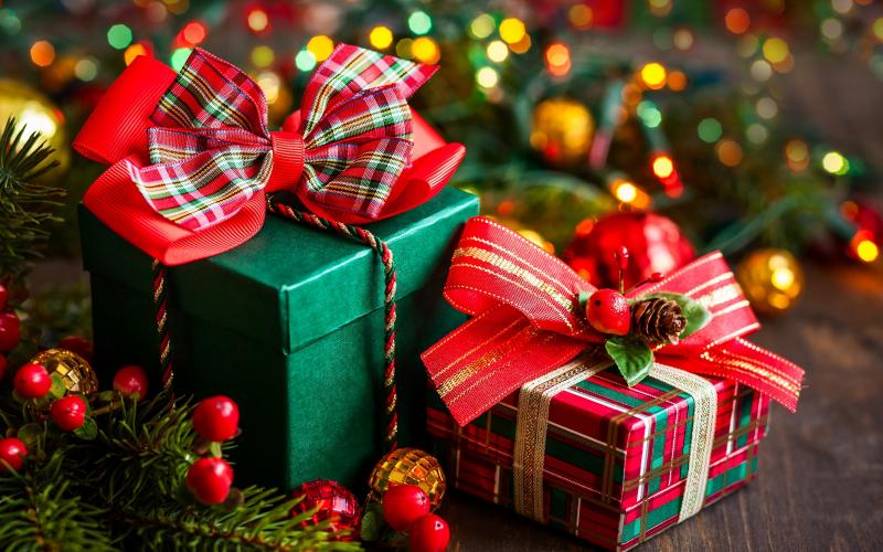 Что подарить на Новый год? 2