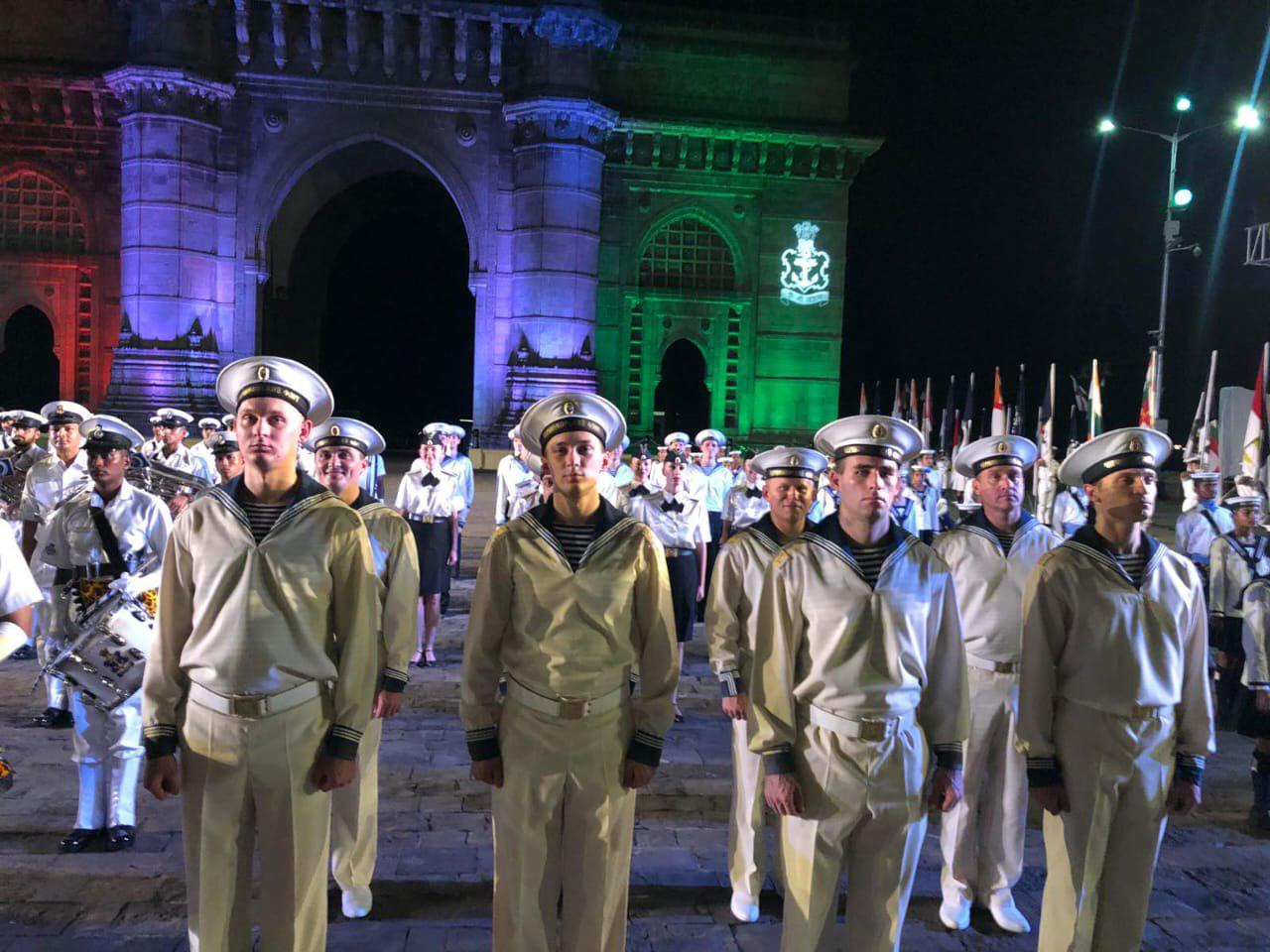 «Легендарный Севастополь» прозвучал в Мумбаи 8