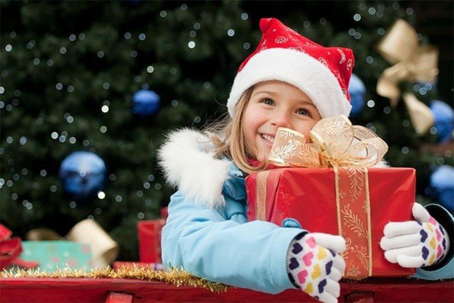 Как поздравить ребенка на Новый год? 3
