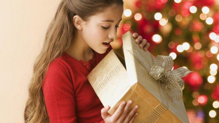 Как поздравить ребенка на Новый год? 1