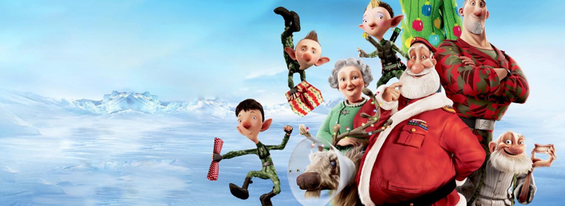 Что посмотреть на Рождество 3