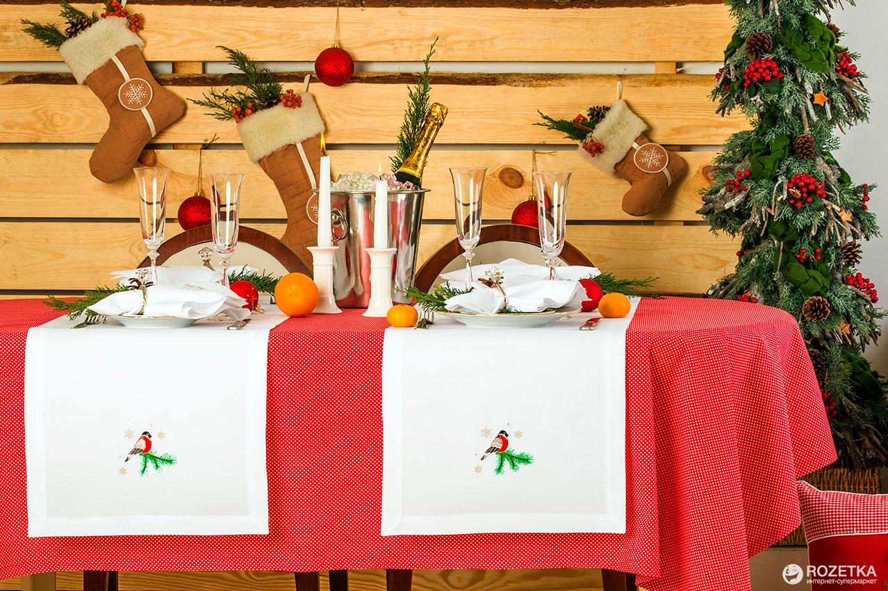 Как украсить новогодний стол? 2