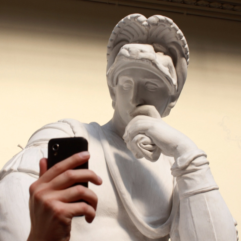 Акцию «Музейное селфи» проведут в Херсонесе 5