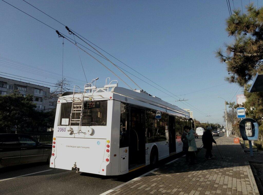 В Севастополе изменят схему движения общественного транспорта 1