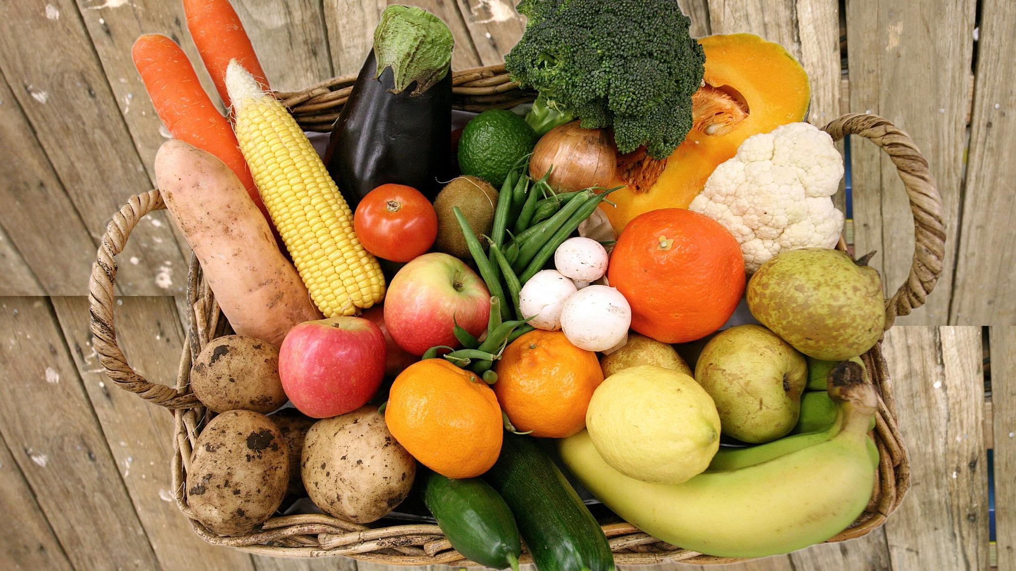 Какие овощи и фрукты любят в России 11