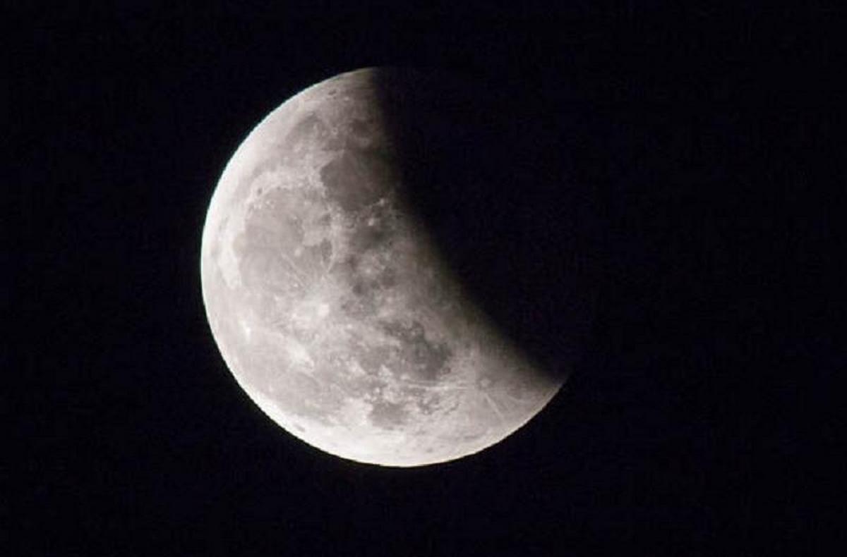 Не пропустите лунное затмение! 1