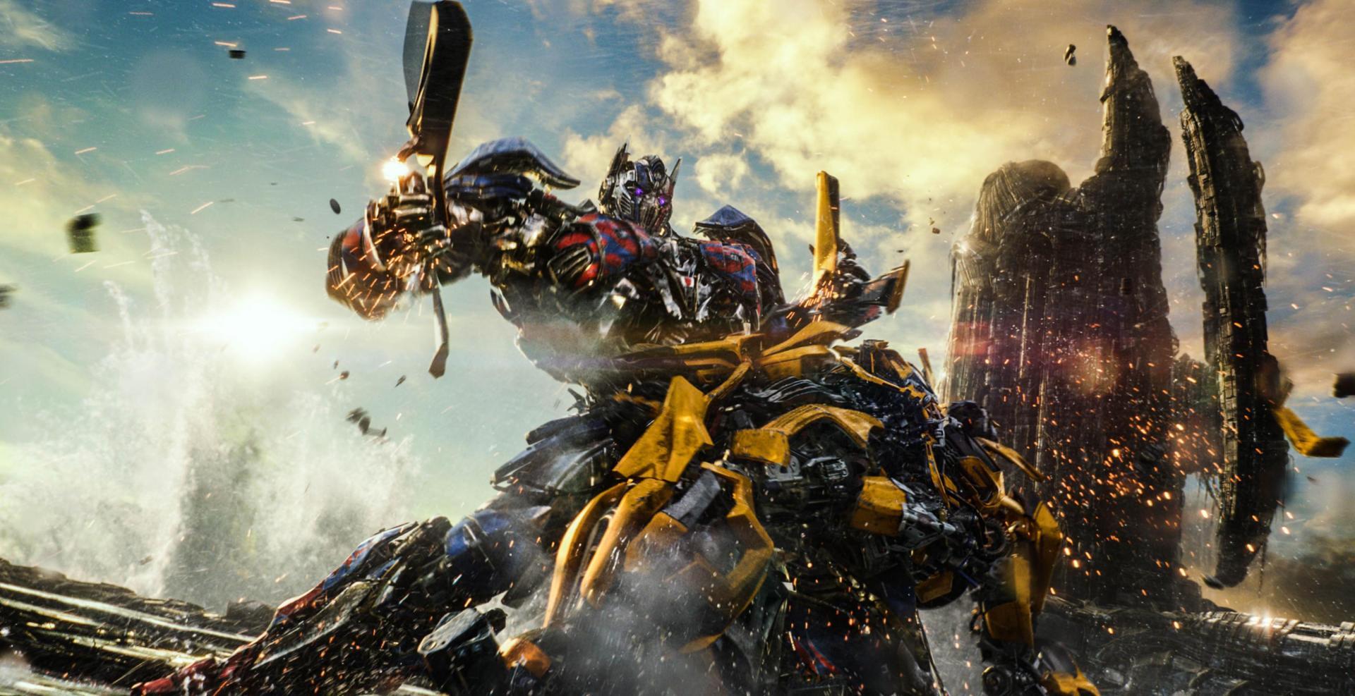 Paramount готовит новых «Трансформеров» 1