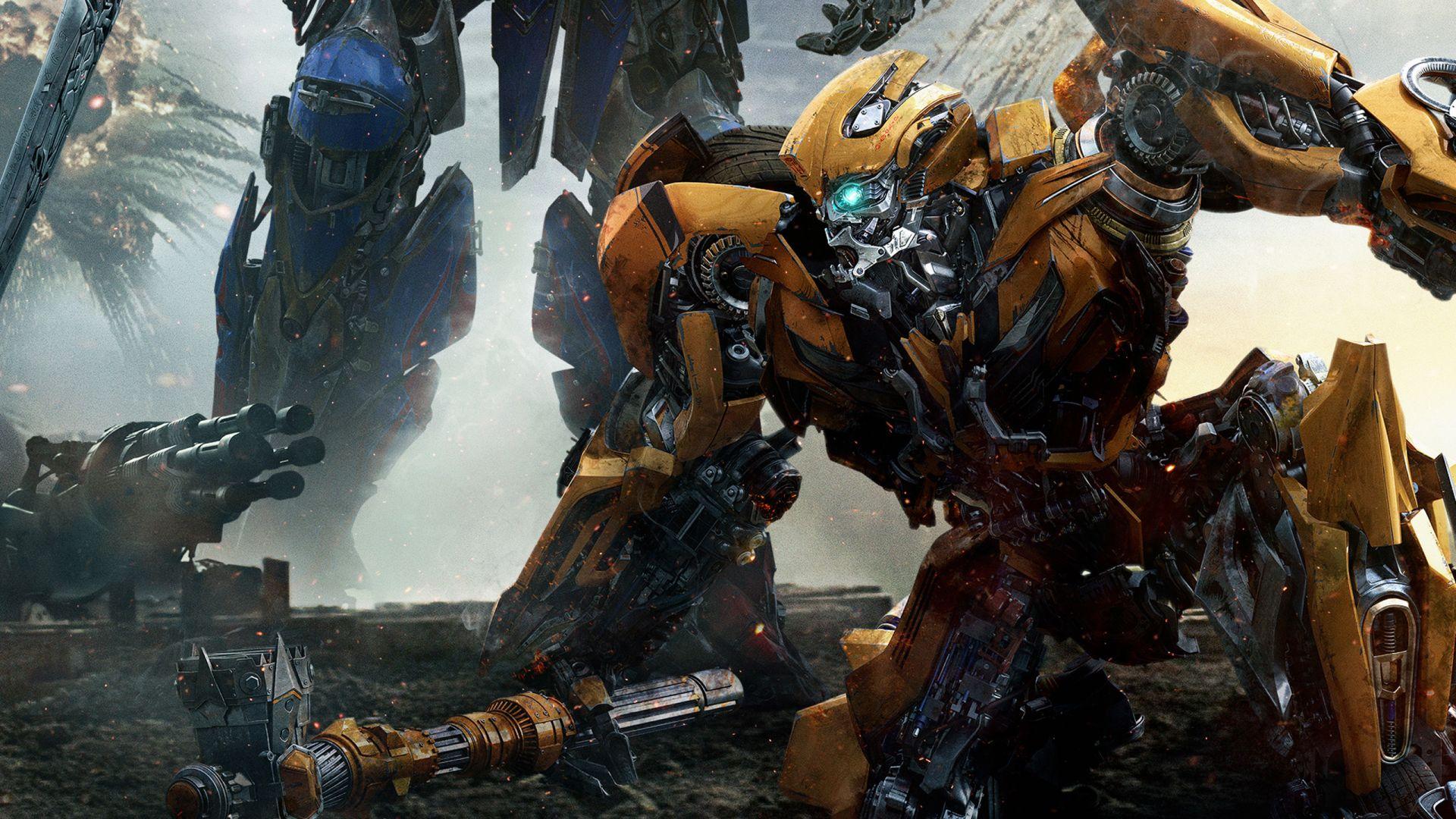 Paramount готовит новых «Трансформеров» 2