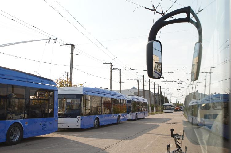 Как будет работать транспорт в Севастополе на Крещение? 1
