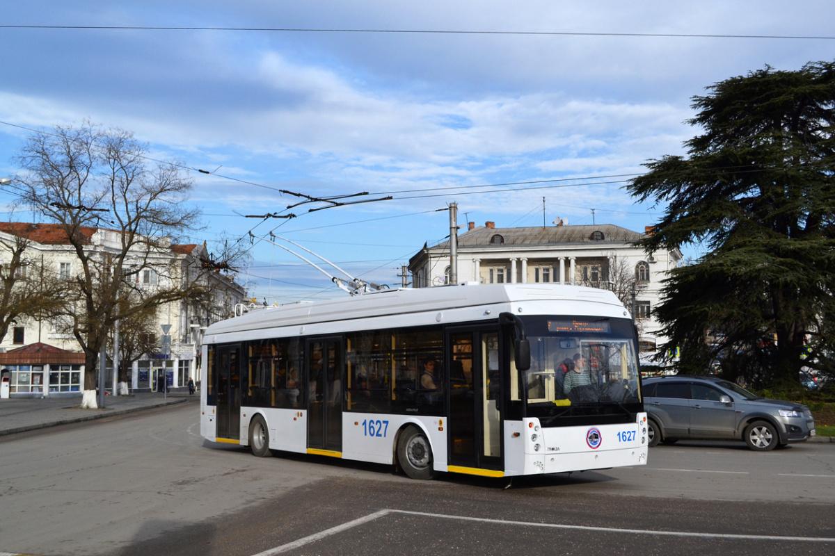 В Севастополе изменится схема движения троллейбусов 9