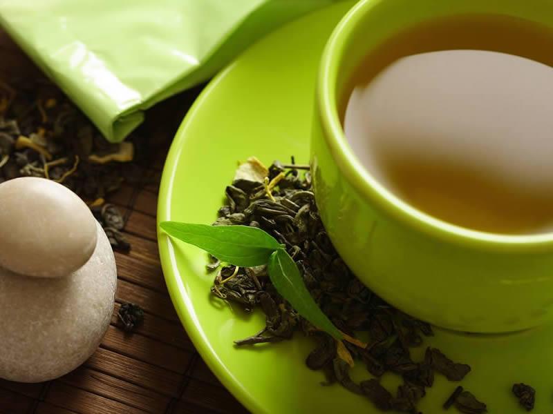 Ученые рассказали о пользе зеленого чая 8