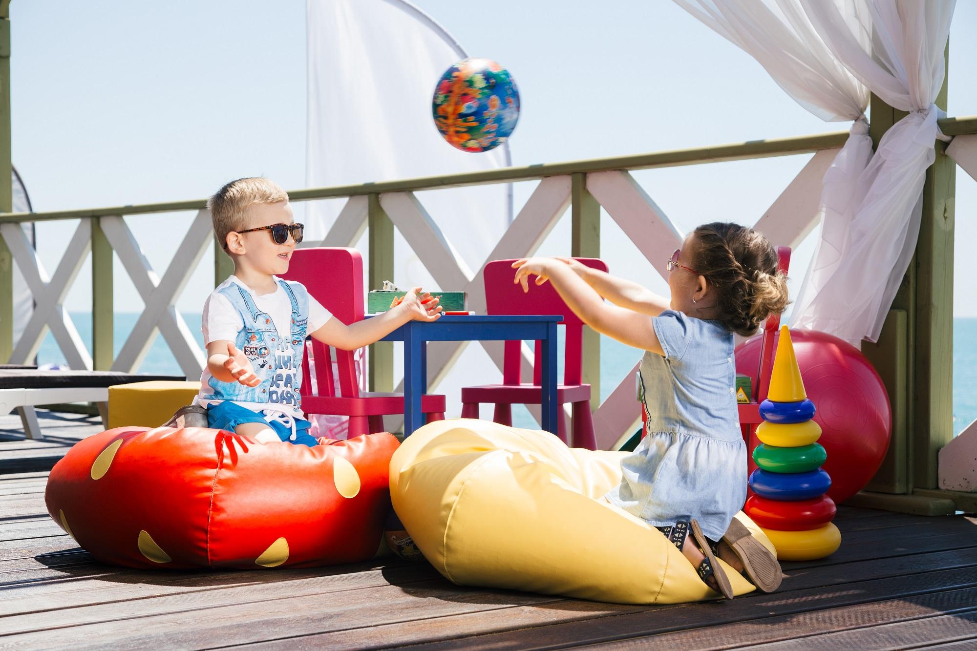 Чего ждут от отелей туристы с детьми? 9