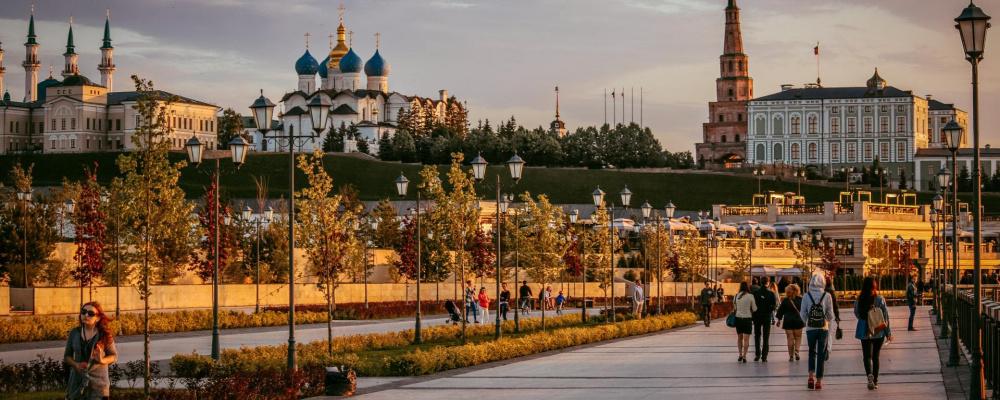 Названы лучшие для жизни регионы России 2