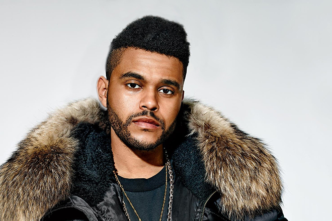 Weeknd рассекретил название нового альбома 8