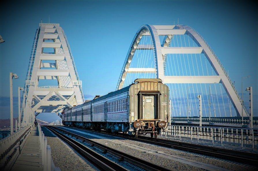 Поезда из Заполярья в Крым сделают остановку в Арзамасе 1
