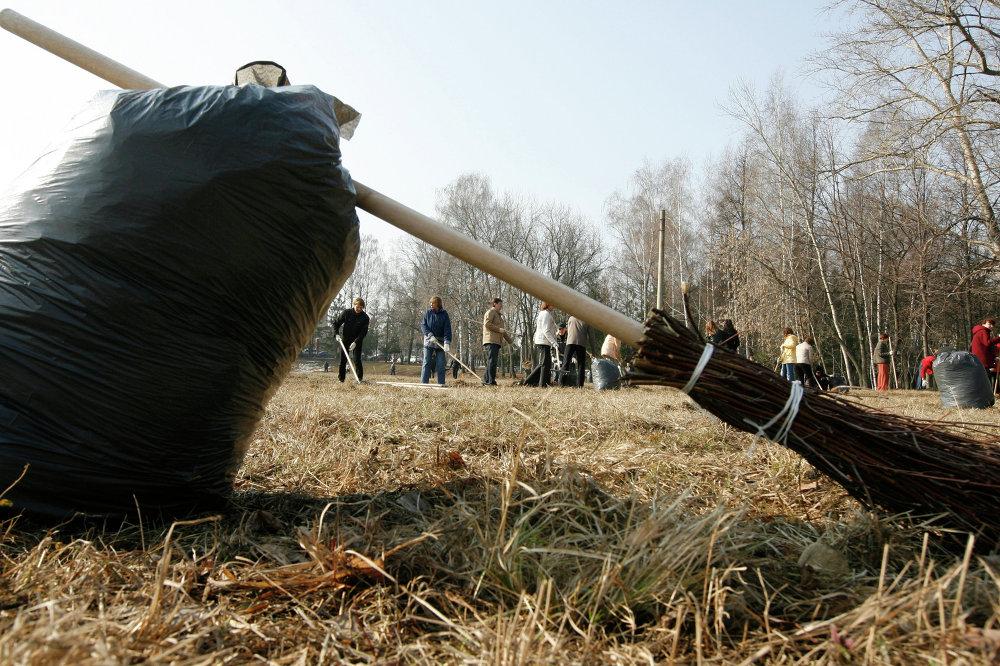 В Севастополе стартует месяц чистоты 1